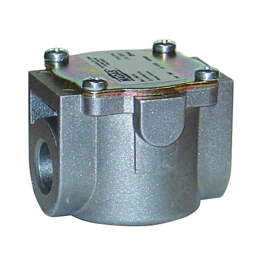 FILTRO GAS DN20-3/4 FF PRESS.MAX 2BAR