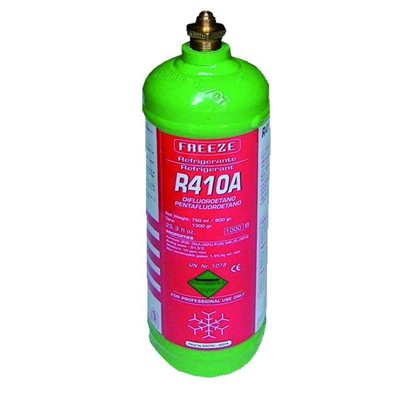BOMBOLA FERRO RIC. GAS R410A GR.800