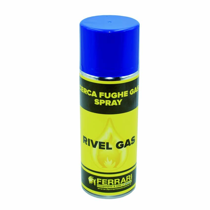 CERCAFUGHE GAS 400ML RIVELGAS