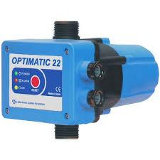 OPTIMATIC 22 REG. PRESS. 1,5-3BAR