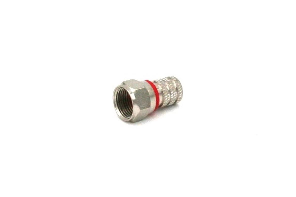 CONN.COAX F TWIST X 5MM O-RING