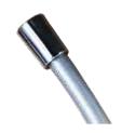 FLESSIBILE DOCCIA PVC GRIGIO MET CM. 150