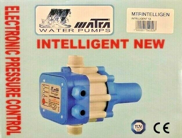 INTELLIGENT REG.PRESS. 1,5 BAR